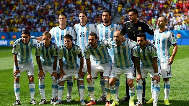 Збірна Аргентини може провести тренувальний збір в Україні перед поїздкою на ЧС-2018