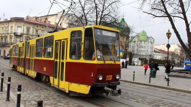 6 травня львівський електротранспорт курсуватиме за зміненим маршрутом
