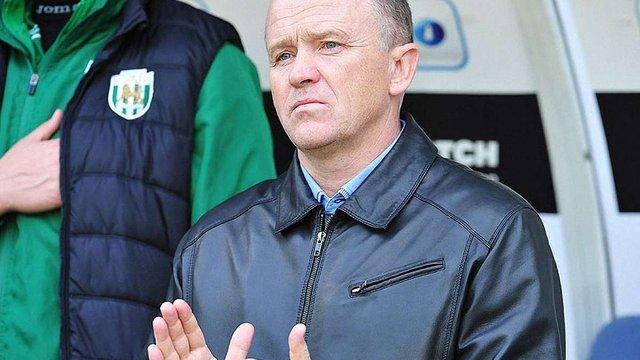 Львівські «Карпати» спростували можливу відставку головного тренера