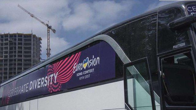 На час «Євробачення» над Києвом частково закрили повітряний простір