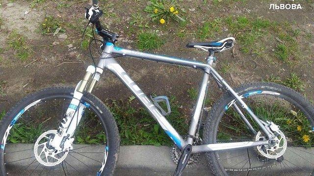 У Львові на гарячому затримали крадія велосипеда