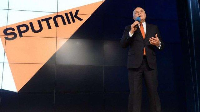Російському інформаційному агентству Sputnik не дали акредитації у Конгресі США