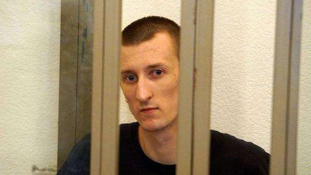 Мати українського політв'язня Кольченка вперше відвідала його в російській в'язниці