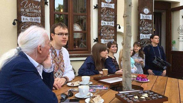 У Львові організували урочистий сніданок з нагоди Дня міста