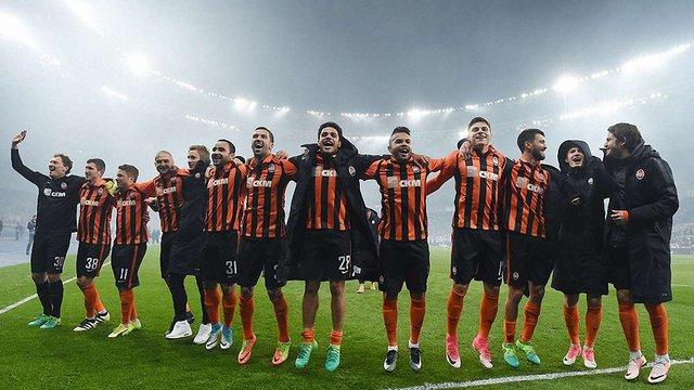«Шахтар» вдесяте став чемпіоном України з футболу