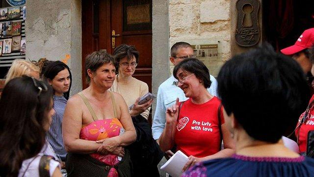 Для львів'ян і гостей міста проводять екскурсії «Слідами літературного Львова»