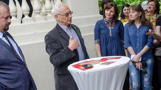 У Львові у музеї Івана Франка провели перший філософський сніданок