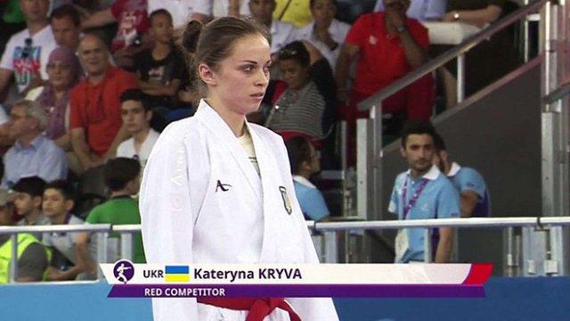 Українці здобули дві золоті медалі на чемпіонаті Європи з карате