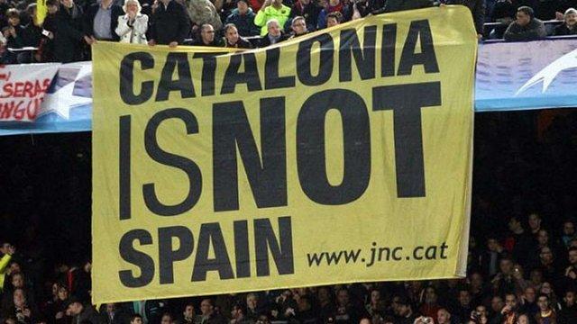 ФК «Барселона» офіційно підтримав референдум про незалежність Каталонії
