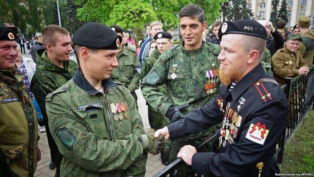 У Москві на параді 9 травня нестимуть портрети ліквідованих на Донбасі російських бойовиків