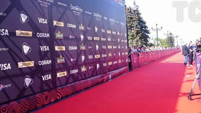 Джамалу не пустили на червону доріжку «Євробачення»