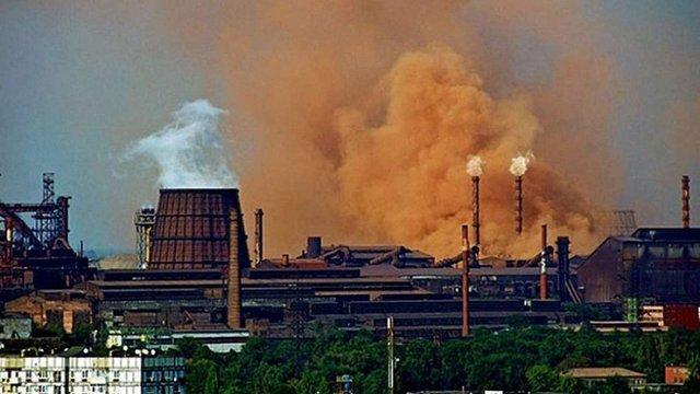 Викиди забруднюючих речовин у повітря в Україні збільшилися майже на 10%
