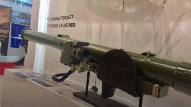 В Україні розробили гранатомет, який стріляє на відстань до 2 км