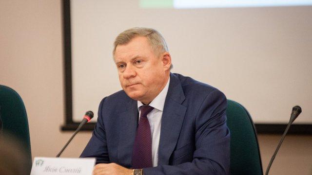 З 11 травня Національним банком України тимчасово керуватиме Яків Смолій