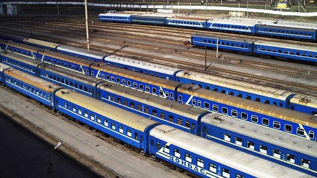 «Укрзалізниця» в січні-березні 2017 року отримала ₴12,8 млн чистого прибутку