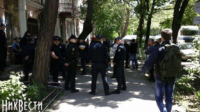В Миколаєві 10 травня побилися афганці, представники «Азова» і бійці АТО