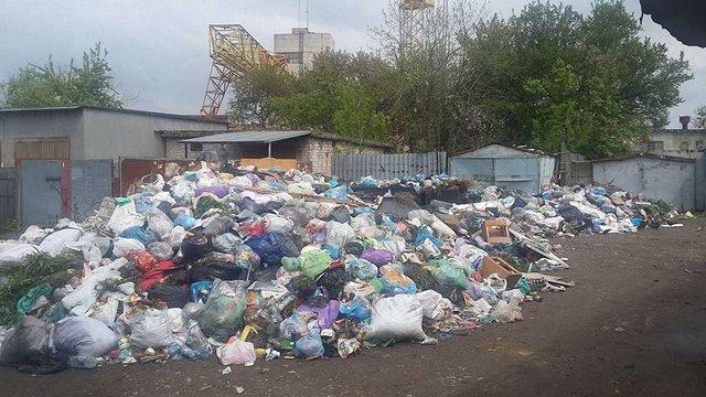 До кінця тижня Дрогобич почне приймати сміття зі Львова