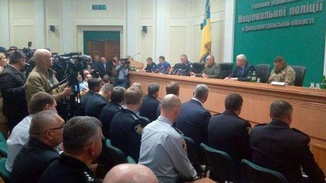 У Дніпропетровській області призначили нового голову поліції