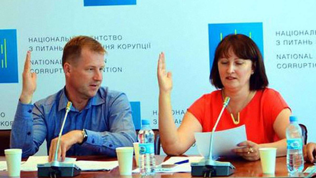 Заступник голови НАЗК звинуватив Наталію Корчак у блокуванні перевірки декларацій