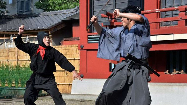 В Японії мають намір створити центр вивчення культури ніндзя
