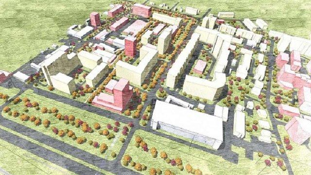 На Новому Львові хочуть збудувати 20 нових житлових будинків