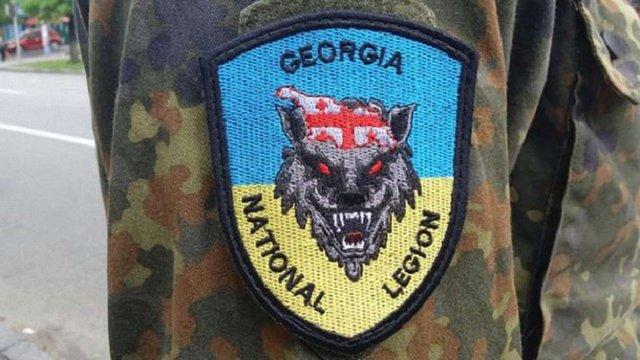 На Донбасі загинув доброволець із Грузії