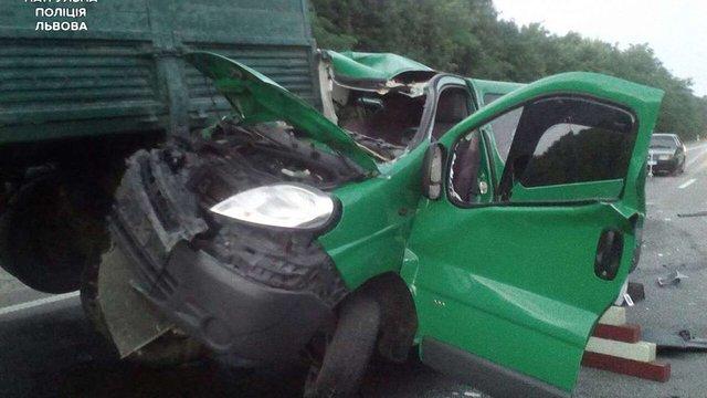 Від початку року у Львові та на основних дорогах області загинули 44 людини