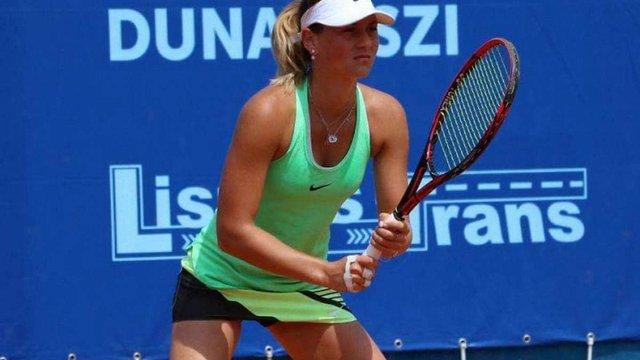 14-річна українська тенісистка вперше вийшла у фінал дорослого турніру