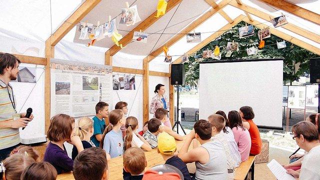 У червні під час «Майстерні міста» у Львові реалізують 41 громадський проект