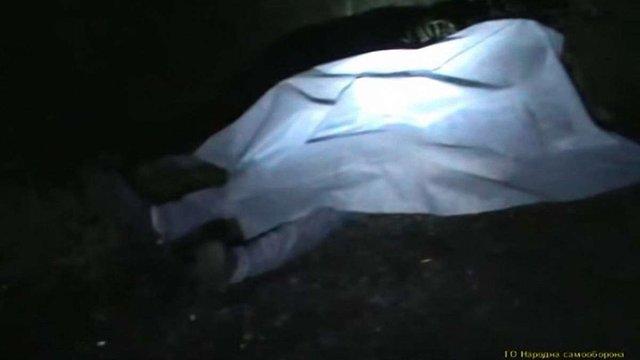 На Івано-Франківщині через зіткнення легковика з лісовозом загинули дві людини