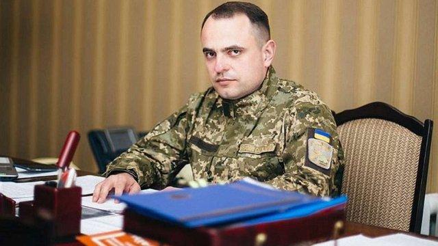 Новим прокурором сил АТО став колишній військовий прокурор Західного регіону Олег Сенюк