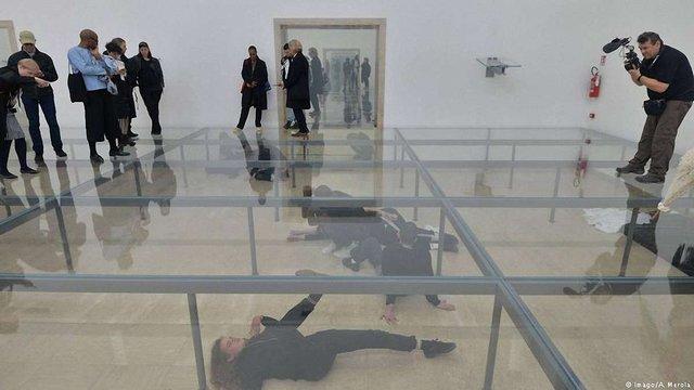 В Італії відкрилася 57-ма Венеційська бієнале сучасного мистецтва