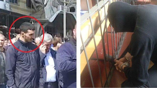 Суд арештував координатора «тітушок» у Дніпрі на два місяці, - МВС