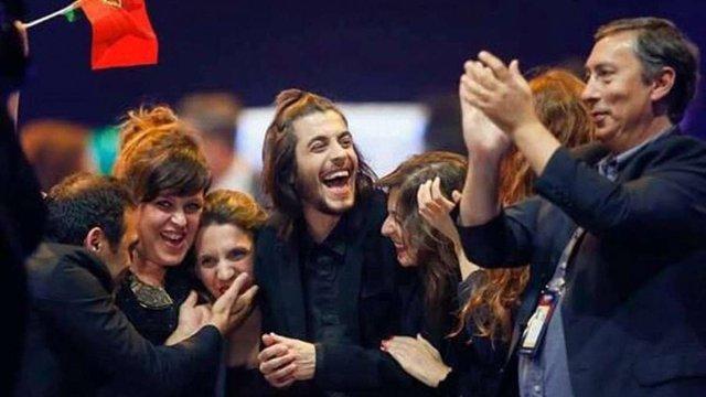 Переможцем Євробачення-2017 став Сальвадор Собрал з Португалії