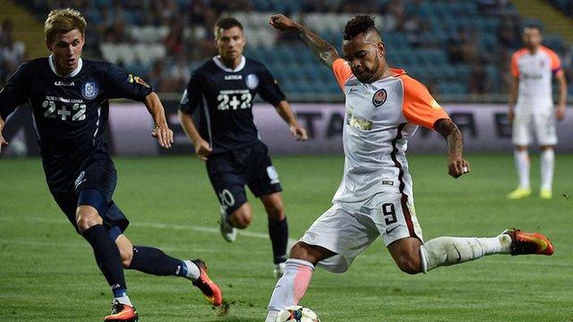 «Шахтар» в Одесі обіграв «Чорноморець» у матчі Прем'єр-ліги