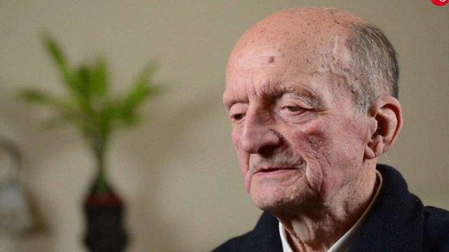 На Івано-Франківщині помер один з керівників Норильського повстання Євген Грицяк