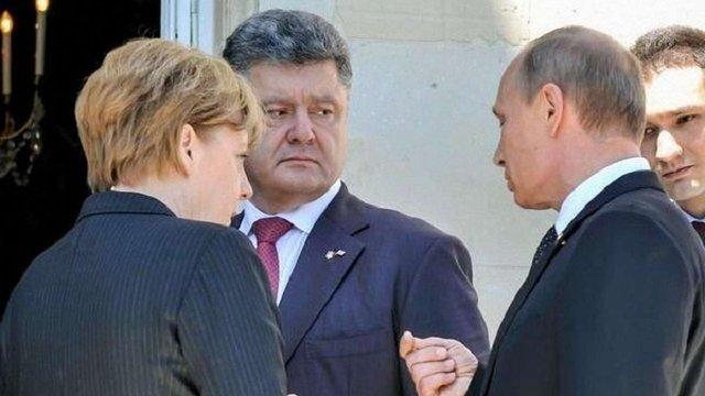 Петро Порошенко просив Путіна звільнити українських політв'язнів