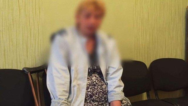 На Донеччині затримали розвідницю «ДНР», яка два роки збирала дані про пересування сил АТО