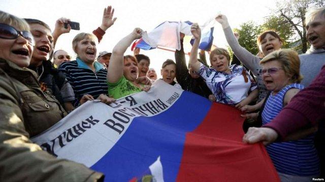 Екс-голова райради на Луганщині отримав чотири роки тюрми за співпрацю з сепаратистами