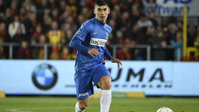 Український футболіст забив сьомий гол у чемпіонаті Бельгії