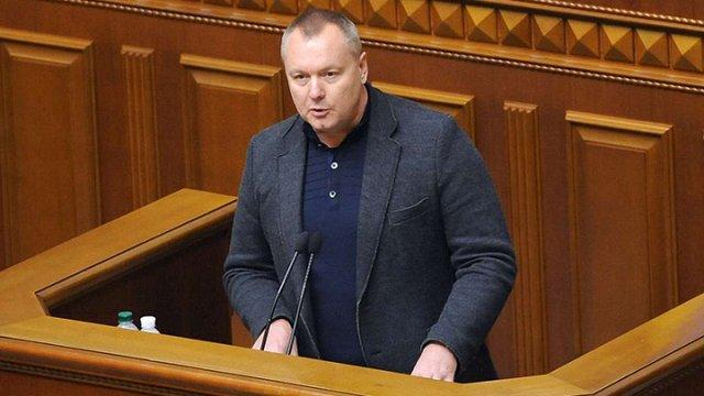 Комітет ВРУ просить забрати мандат у Андрія Артеменка
