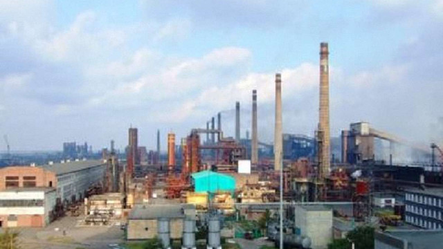 Авдіївський коксохімічний завод відновив свою роботу