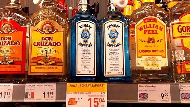 У Литві споживають найбільше алкоголю серед усіх країн світу