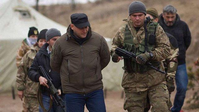 Дмитро Ярош не збирається вигороджувати свого охоронця, який стріляв у таксиста