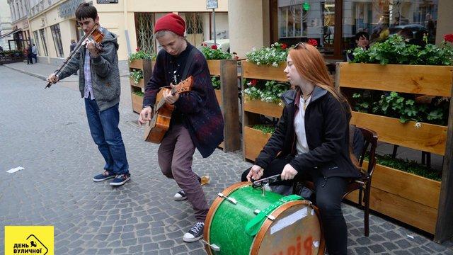 У Дні вуличної музики у Львові візьмуть участь гурти з Литви та Польщі