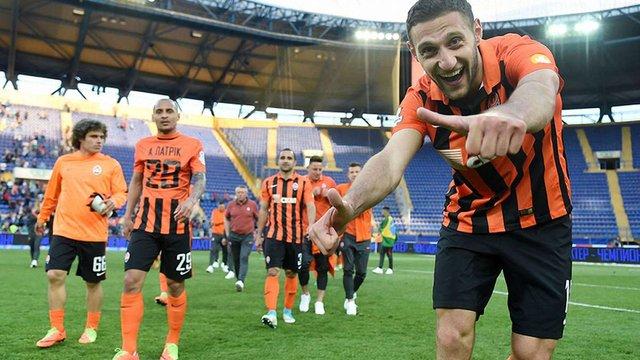 «Шахтар» здобув одинадцятий Кубок України з футболу