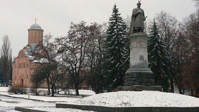 У Чернігові пам'ятник Хмельницькому розвернуть спиною до Москви
