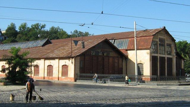 Львівська міськрада погодила створення креативного простору у старому трамвайному депо