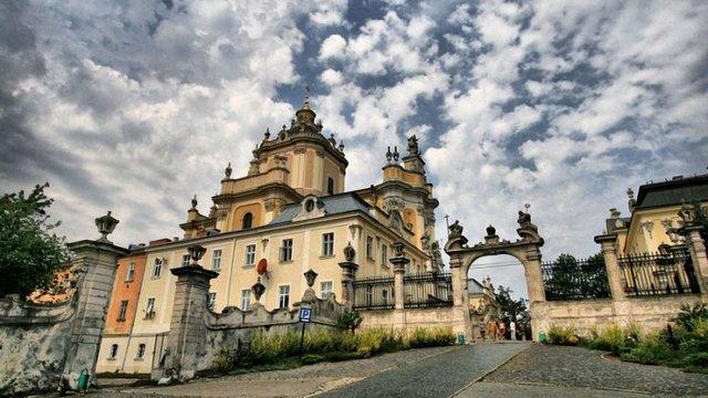 Львівська міськрада затвердила програму відновлення Святоюрського комплексу