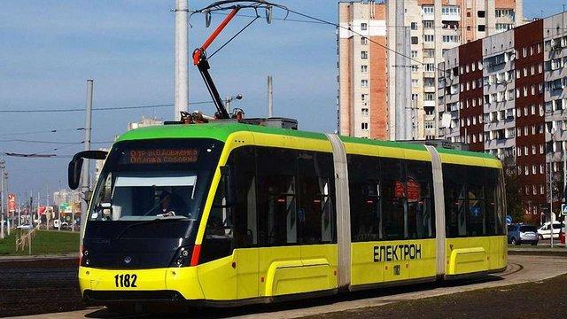 Мерія погодила початок проектування трамвайної лінії з Сихова на вул. Княгині Ольги